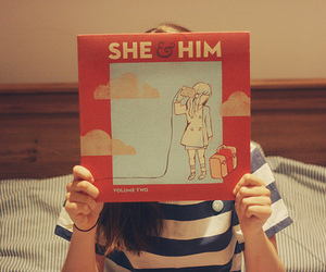 500 Days of Summer, photography, and she & him image