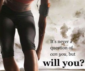 fitness, motivation, and quotes image