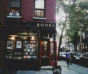 books and shop image