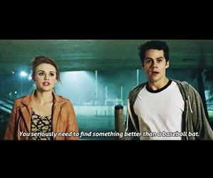 teen wolf, dylanobrien, and love image