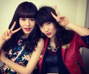 peace, yuko, and cute image