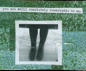 postsecret, remarkable, and quote image