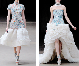 Alexander McQueen, 2011, and fall image