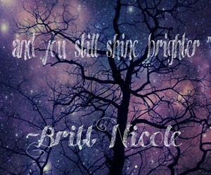 gold, britt nicole, and Lyrics image
