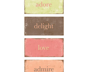 admire, in love, and adore image