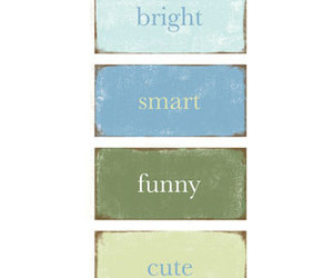 bright, funny, and smart image