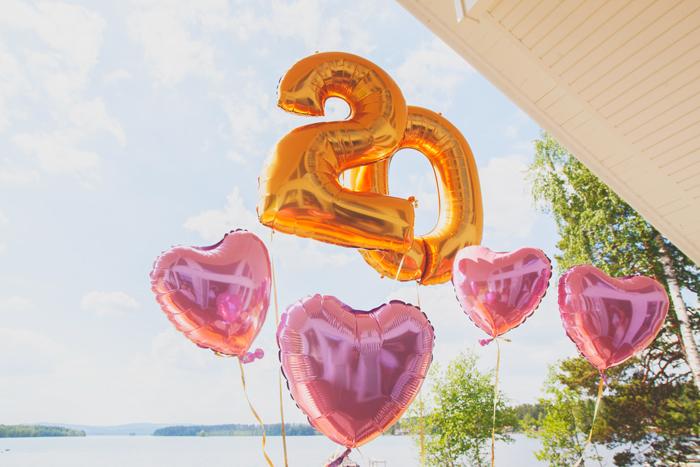ballonger 20 år myvestlund.se / BLOGG   uploaded by My Vestlund ballonger 20 år