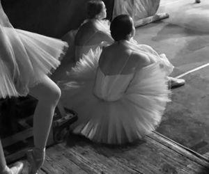 art, dance, and ballerina image