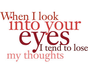 eyes and look image
