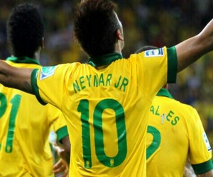 brasil, football, and worldcup image
