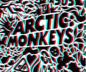 arctic monkeys, grunge, and band image