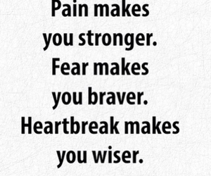 life, life quotes, and pain image