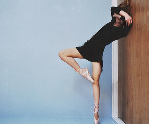 ballerina and photography image
