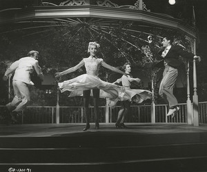 1955, Janet Leigh, and columbia pictures image