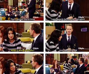 Barney Stinson, quotes, and himym image
