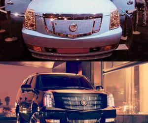 car, custom, and gorgeous image