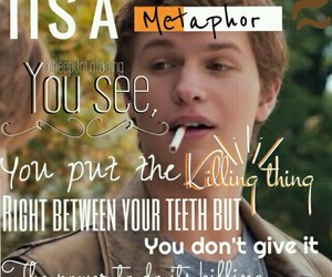 cigarette, kill, and the fault in our stars image