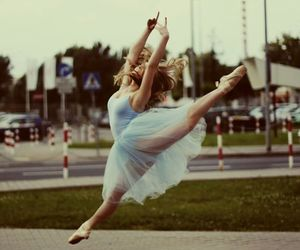 ballet, blue, and city image