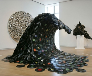 vinyl and wave image