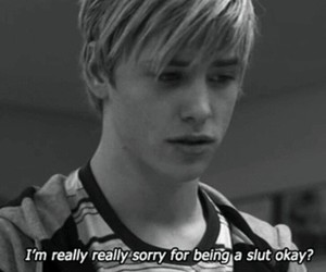skins, maxxie, and quote image