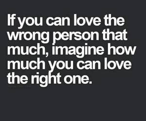 love, quotes, and wrong image