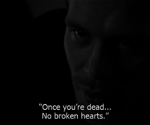 klaus, the vampire diaries, and quote image