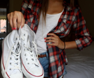 girl, fashion, and cute image