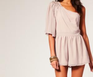 dress, fashion, and bracelets image