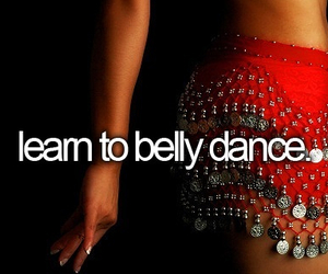 before i die, dance, and learn image