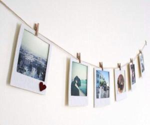 polaroid, photo, and memories image