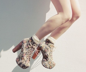 shoes, vintage, and perfect image