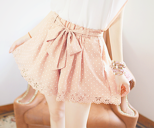 fashion, cute, and skirt image