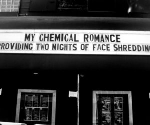 band, mcr, and my chemical romance image