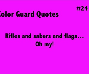 flag, point, and quotes image