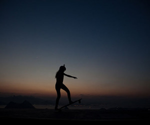 longboard girls and until the sunset image