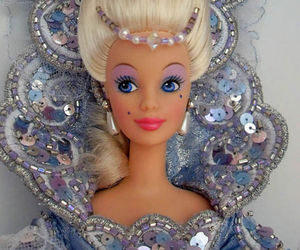 barbie, baroque, and doll image