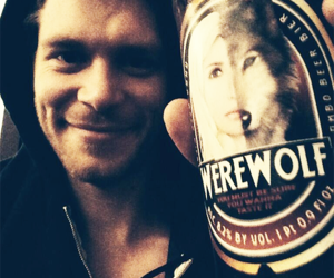 joseph morgan, The Originals, and werewolf image
