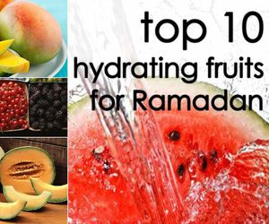 fruit, happy, and ramadhan image