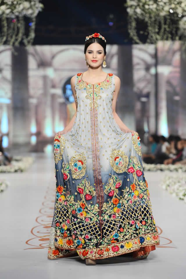 Tabassum Mughal 2014 Bridal Collection On We Heart It
