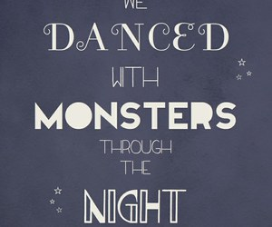 dance, monsters, and american authors image