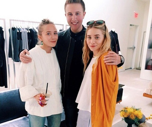 fashion, olsen, and twins image