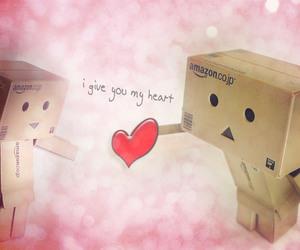 adorable, sweet, and danbo image