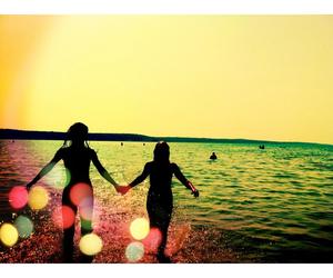 beach, sea, and summer2013 image