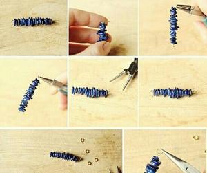 diy, bracelet, and jewelry image