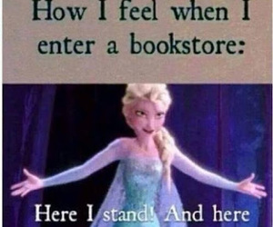 book, frozen, and lol image