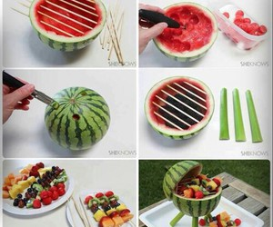 bbq, cool, and fruit image