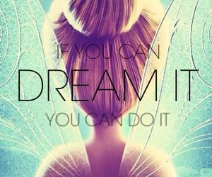 Dream, disney, and quotes image