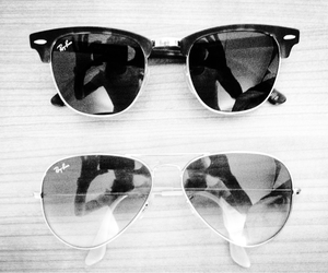 aviator, Clubmaster, and ray ban image
