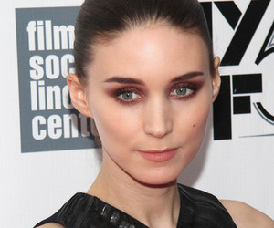 beauty, rooney mara, and eyeshadow image
