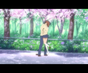 anime, happy, and clannad image